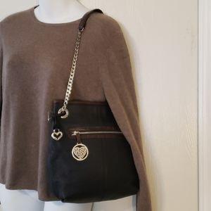 Brighton shoulder/satchel purse EUC